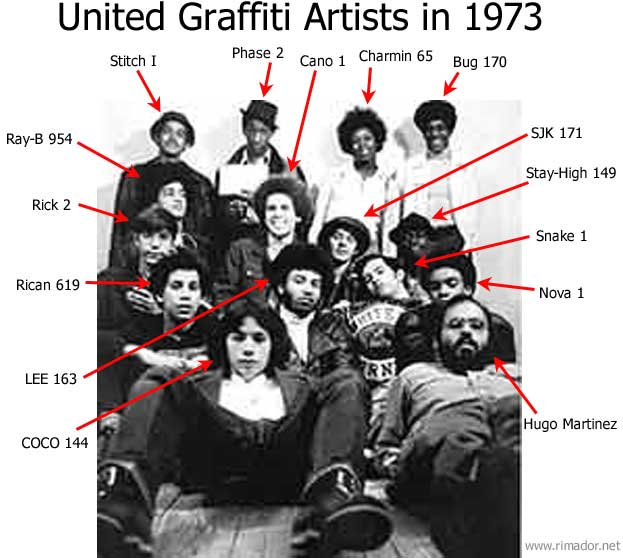 United Graffiti Artists