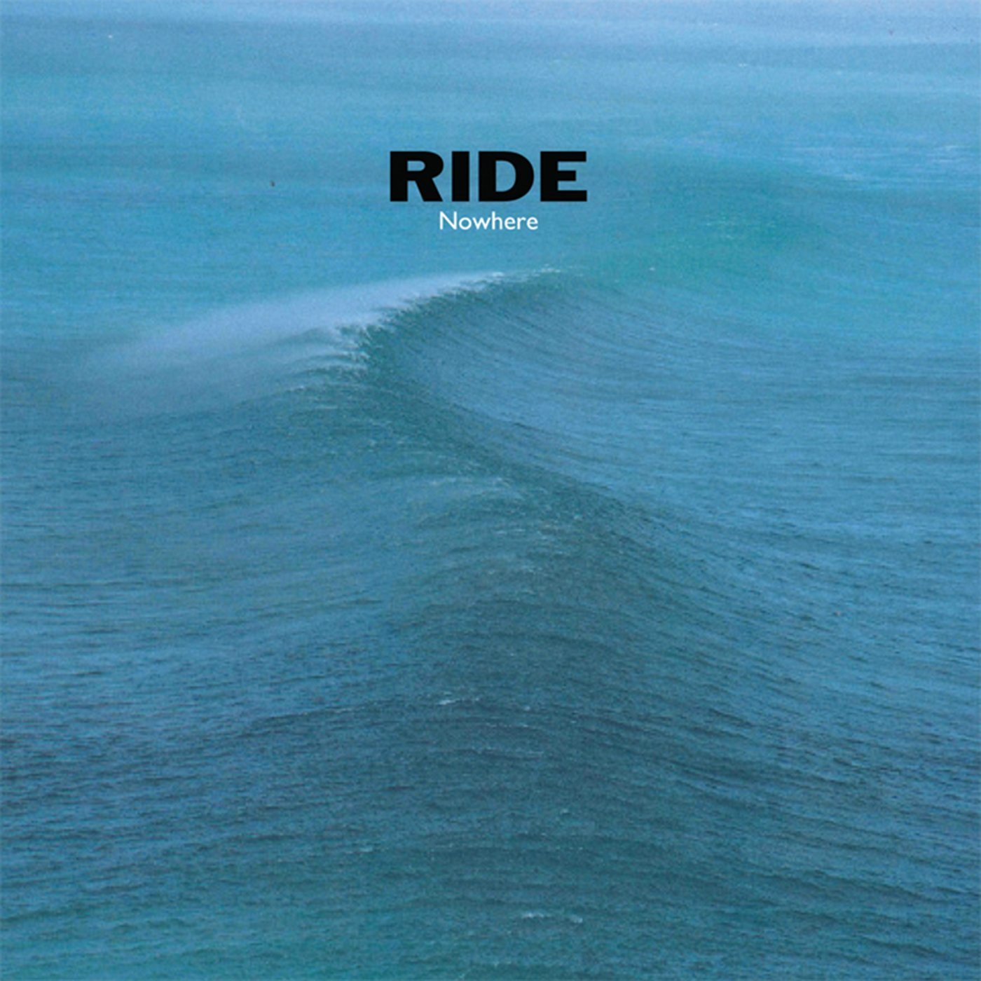 шугейз RIDE – NOWHERE