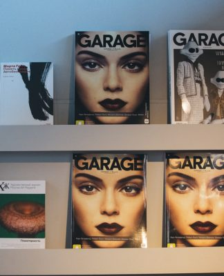 GARAGE ART BOOK FAIR